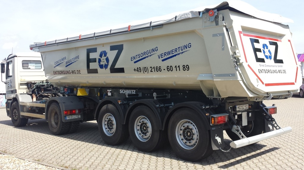 Neuer Schmitz Cargobull Auflieger