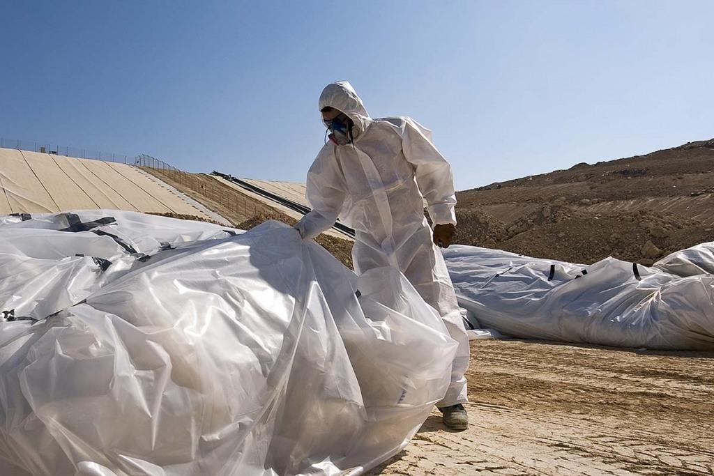 Asbest Entsorgung in Mönchengladbach / NRW