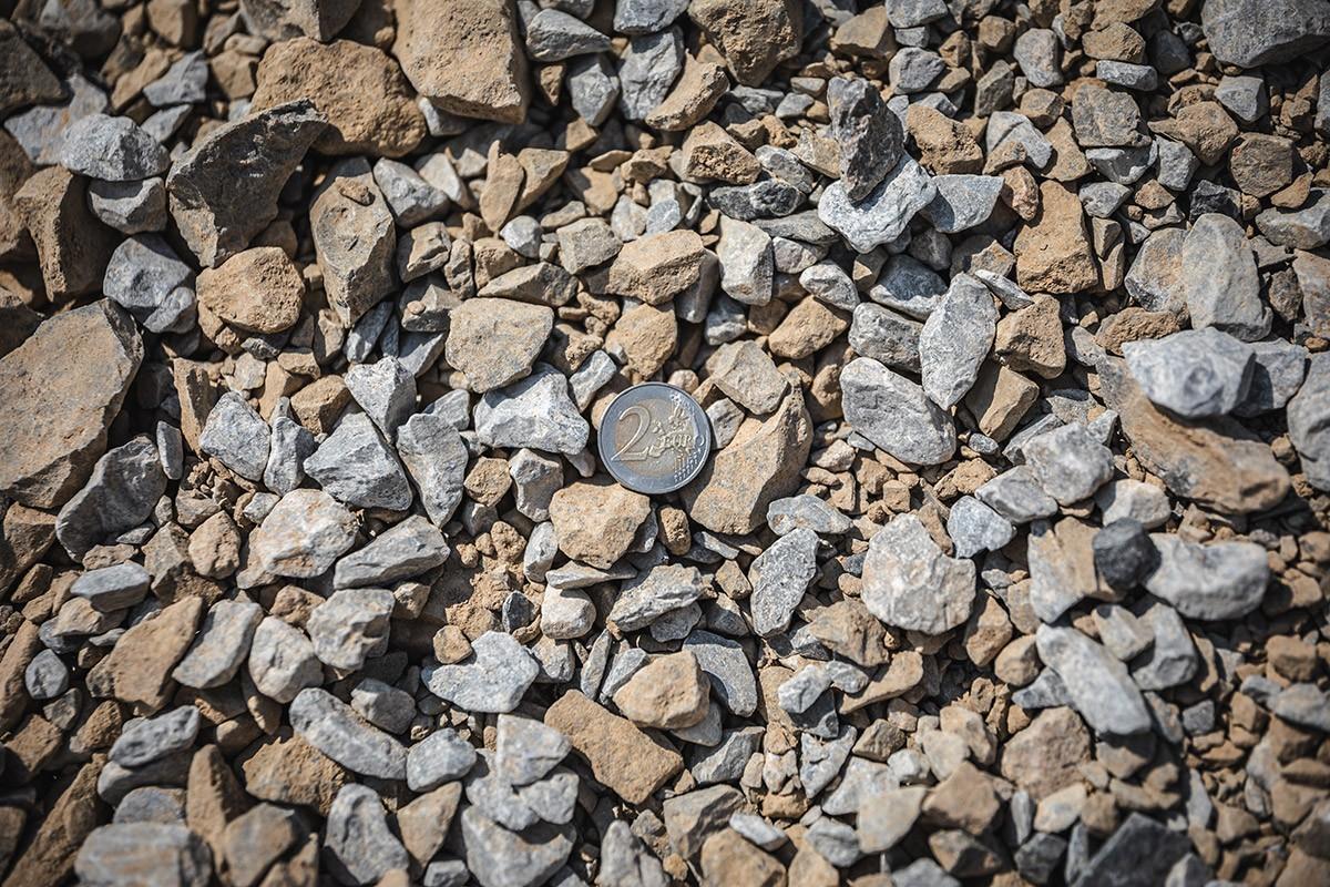 Kalkstein 0 - 45 mm