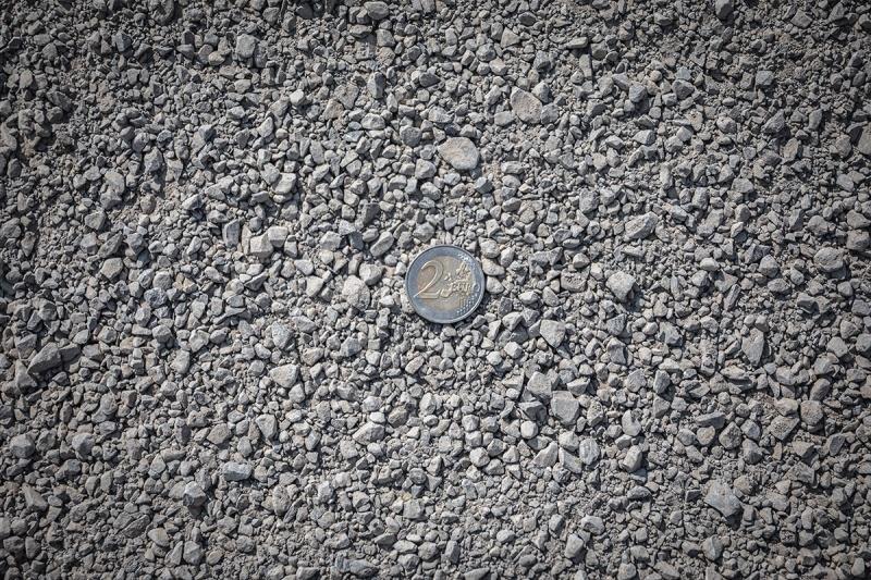 Kalkstein 0 - 5 mm