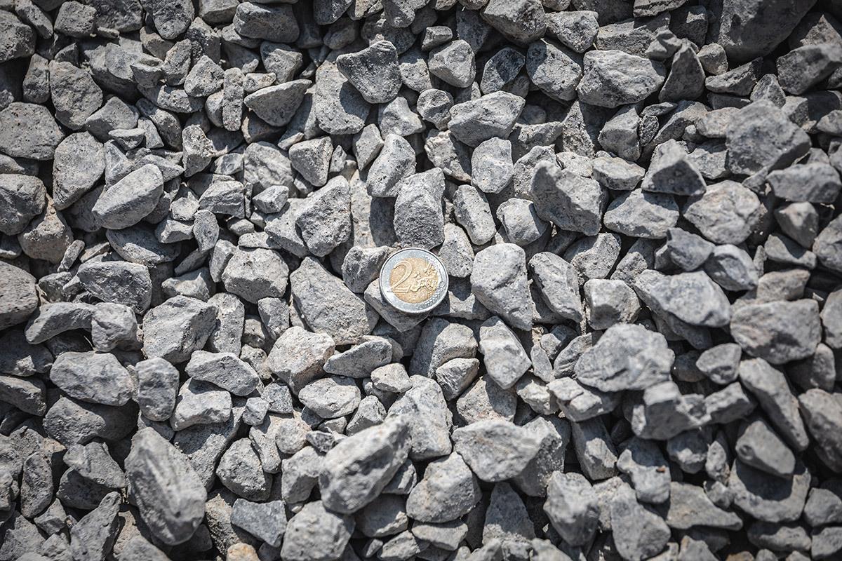 Kalkstein 5 - 22 mm